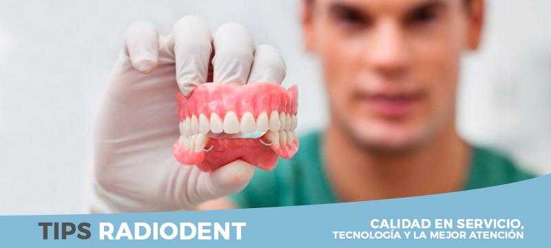 Tipos de protesis dentales